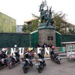 Monumen Jalan Perjuangan, Cirebon. Foto: Muhammad Alwi/Pojokjabar