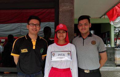 Inilah 35 Pelajar Bekasi Pasukan Pengibar Bendera