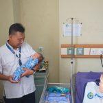 Ibu melahirkan di Rest Area KM 72 ditolong petugas Rest Area KM 72