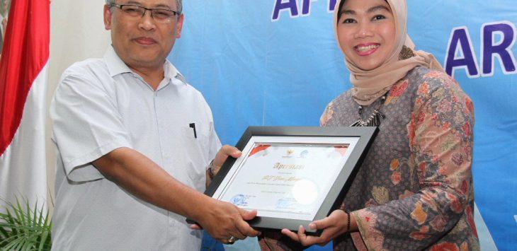 PT. Jasa Marga terima penghargaan./Foto: Istimewa