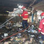 Kebakaran di Cirebon