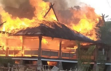 Kebakaran di Purwakarta