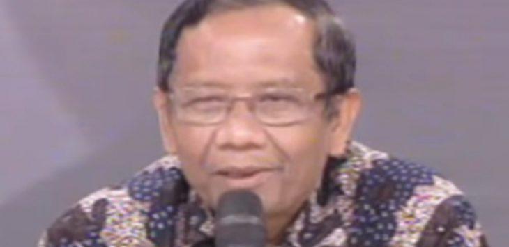 Mahfud MD./Foto: Istimewa