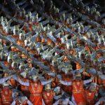 Penari Ratoh Jaroe di Opening Asian Games 2018