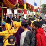 (Ilustrasi) Suasana Pilkades Lambang Sari. (Foto: Andi Saddam/PojokBekasi)