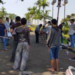 Polisi Gelar Rekontruksi Tawuran Ala Gladiator Yang Menewaskan Pelajar SMP Bogor. Istimewa