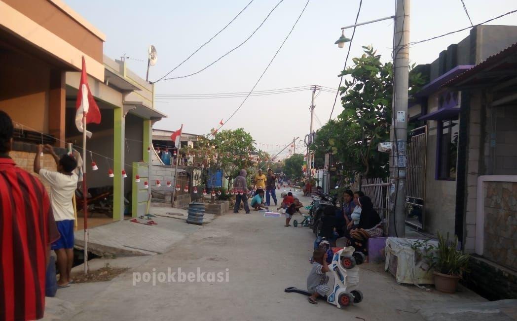 Warga Bekasi Green City 2