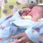 Bayi yang lahir di Rest Area 72 Tol Cipularang