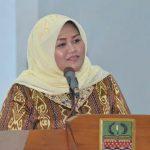 Bupati Bekasi Neneng Hasanah Yasin. Foto : Istimewa