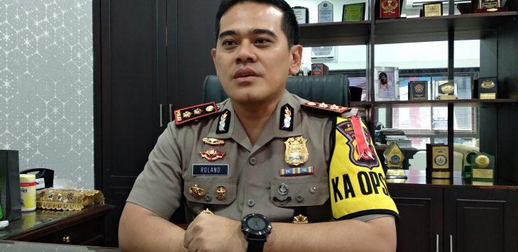 Kapolres Cirebon Kota AKBP Roland Ronaldy./Foto: Alwi