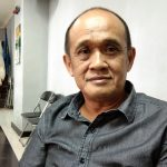 Ketua KONI Kota Bekasi Abdul Rosyad. (Yurizkha Aditya/pojokbekasi.com)