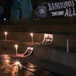 Aksi Solidaritas kasus Haringga