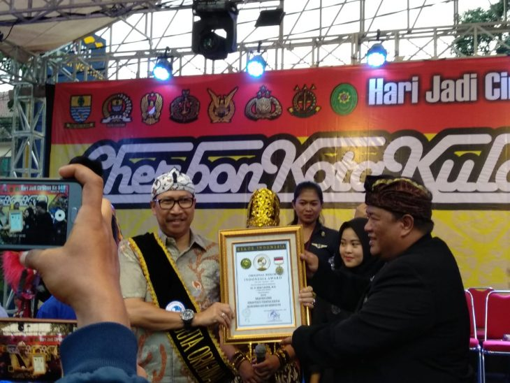 Pjs Wali Kota Cirebon Dedi Taufik