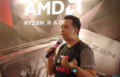 Gelaran AMD