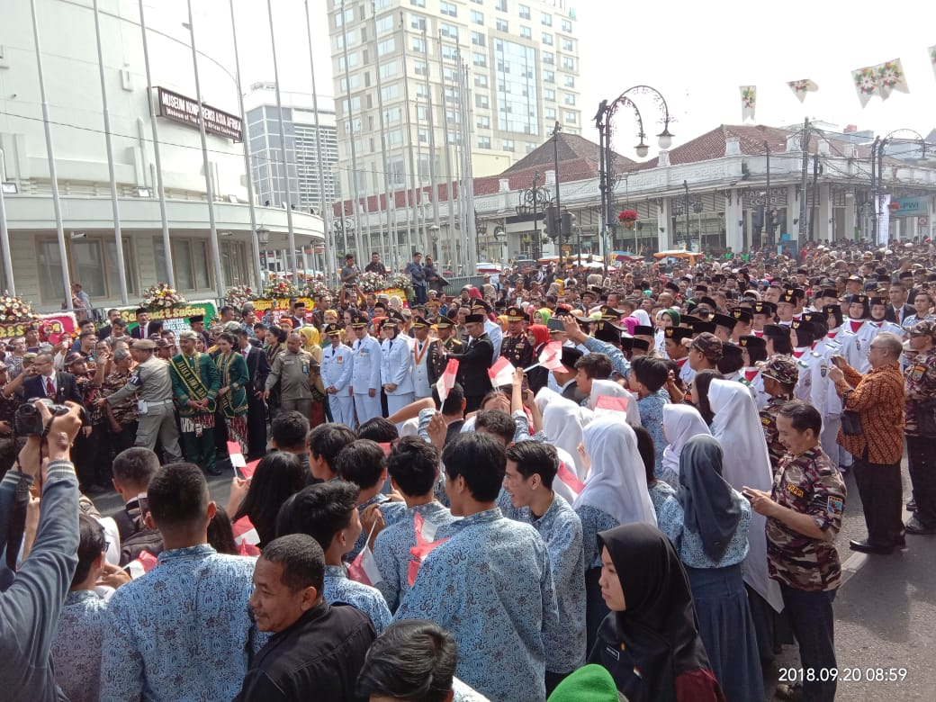 Ridwan Kamil Ucapkan Terimaksih kepada TNI/Polri