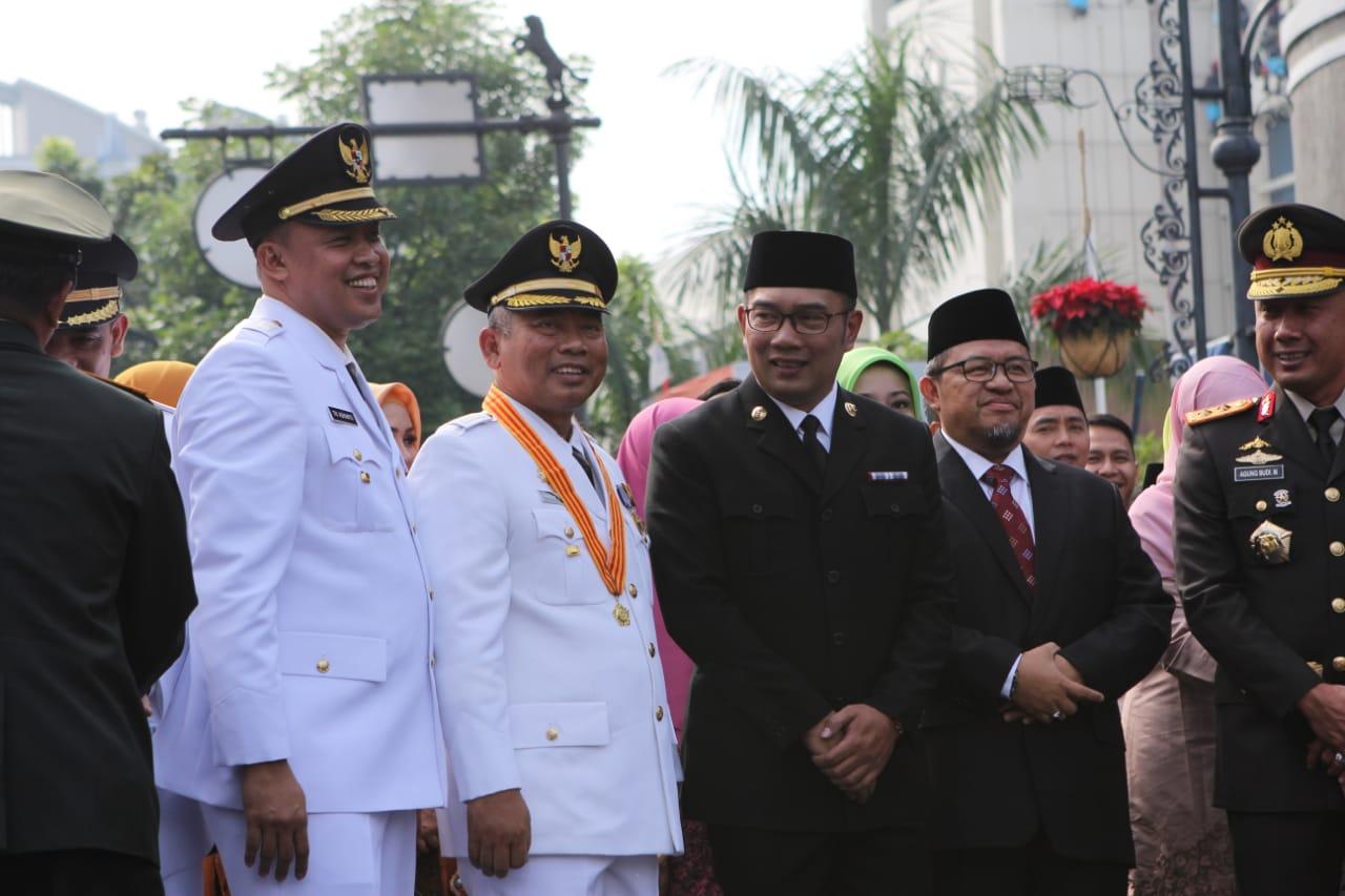 Bekasi jadi kota Pertama yang Akan Dikunjungi Ridwan Kamil