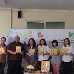 Rumah Sakit (RS) Azra Bogor bekerja sama dengan Pibo atau pustaka ceragam anak melaunching sebuah buku Ruza
