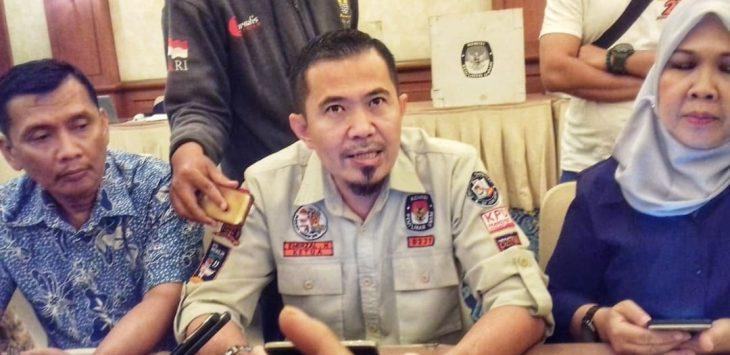 KPU Kota Cirebon Emirzal Hamdani./Foto: Alwi