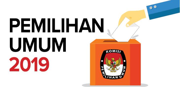 Ilustrasi Pemilihan Umum 2019
