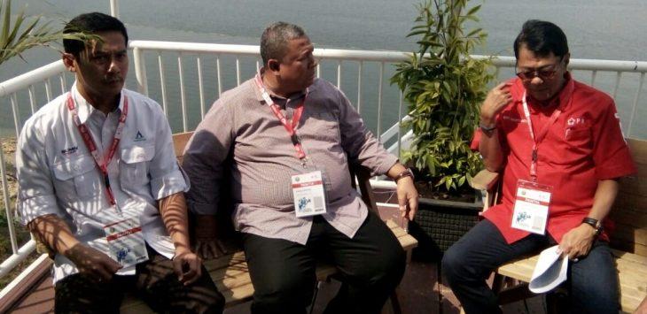 TKRN PMI 2018 digelar di  Kawasan Wisata Danau Jatiluhur, Purwakarta, 17-22 September 2018./Foto: Ade
