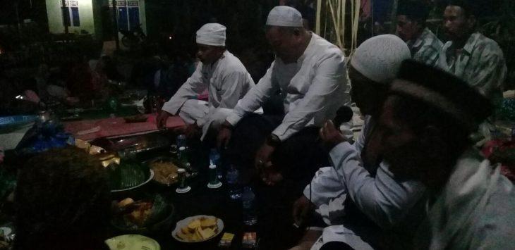 Perayaan tahun baru Islam 1440 H di Purwakarta, Selasa (11/9/2018) malam./Foto: Ade