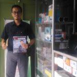PROMO: Wira Technology berlokasi di Pertokoan Jalan Siliwangi, Cikaret, Desa Sukamaju, sediakan security dan multimedia.