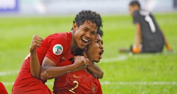 Bagus dan Bagas Kahfi, pemain Timnas Indonesia U-18