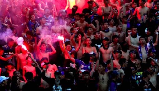 Kita Semua Saudara, Damailah Suporter Indonesia!