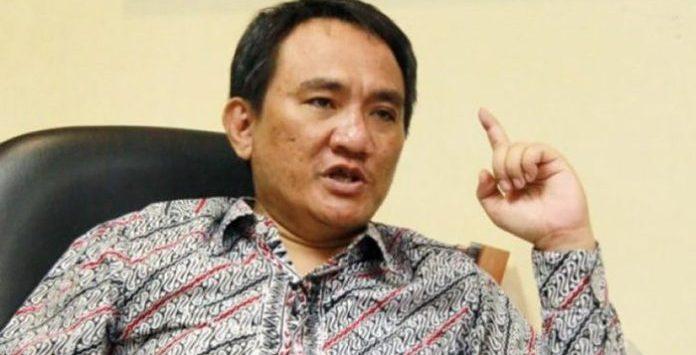 Wasekjen Partai Demokrat Andi Arief.