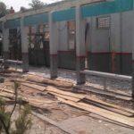 Baja Ringan SDN Medangasem II Kecamatan Jayakerta yang Dianggap Tidak Sesuai
