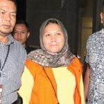 DITAHAN : Bupati Kab Bekasi, Neneng Hasanah Yasin ditahan Komisi Pemberantasan Korupsi (KPK). Istimewa