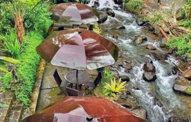 Dulang Resto Puncak Bogor Tawarkan Kuliner Sunda Dikedinginan