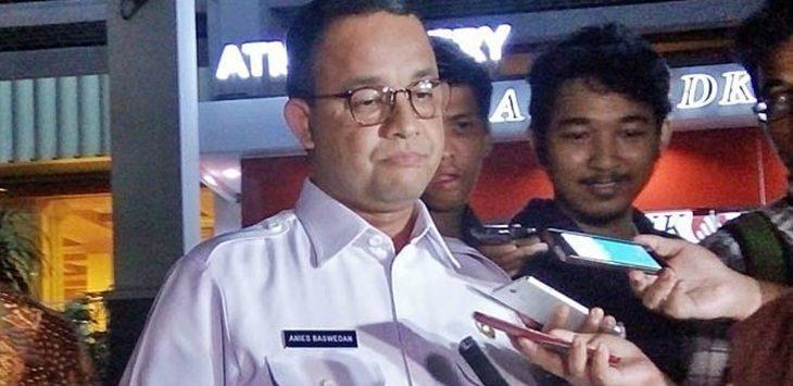 Gubernur DKI Jakarta Anies Baswedan./ Foto Jpc