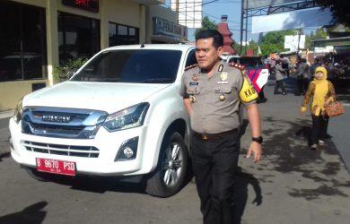 AKBP Roland Ronaldy Kapolres Cirebon Kota (Ciko)