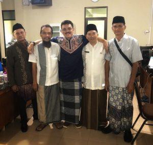 Kepala DKIS Kota Cirebon, Iing Daiman.