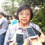 Menteri Lingkungan Hidup dan Kehutanan (LHK), Siti Nurbaya, foto/adi