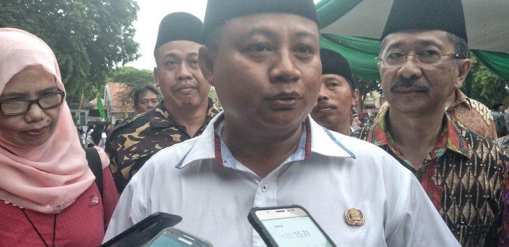 Wakil Gubernur Jabar Uu Ruzhanul Ulum. (ist)