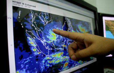 Informasi Cuaca BMKG