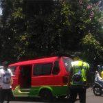 SERING KECELAKAAN: Pertigaan Jalan Arif Rahman Hakim, Kelurahan Sayang, Kecamatan Cianjur dinilai rawan terjadi kecelakaan.