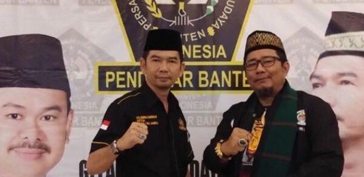 Jawara dan Pendekar Banten Dukung Jokowi-Ma'ruf Amin
