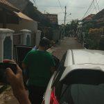 KPK di Rumah Suparman./Foto: Kirno