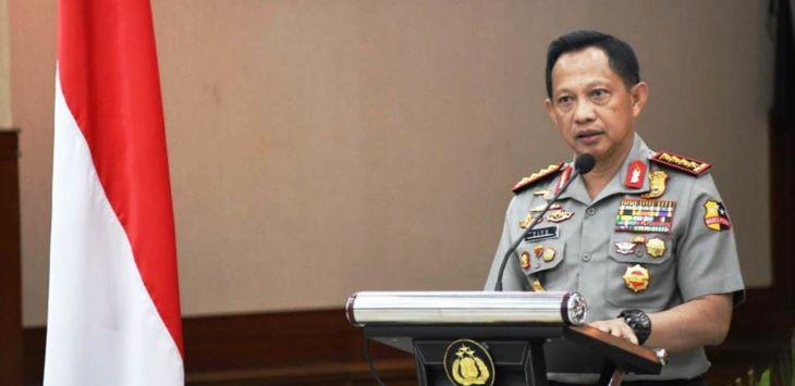 Kapolri Jenderal Pol Tito Karnavian./Foto: ps