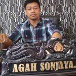 Kepala Satuan Reserse Kriminal (Satreskrim) Polresta Bogor Kota, Kompol Agah Sanjaya.