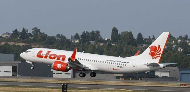Lion Air./Foto: Istimewa