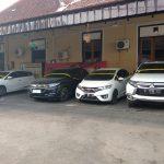 Mobil Sitaan KPK di Cirebon2