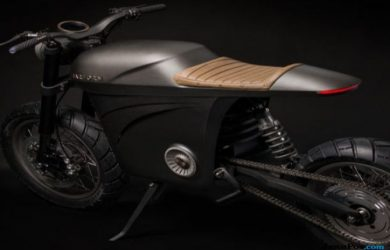 Motor Tarform, kuda besi listrik dengan desain 3D pertama di dunia (Autoevolution)