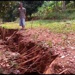 Pergeseran Tanah di Bogor