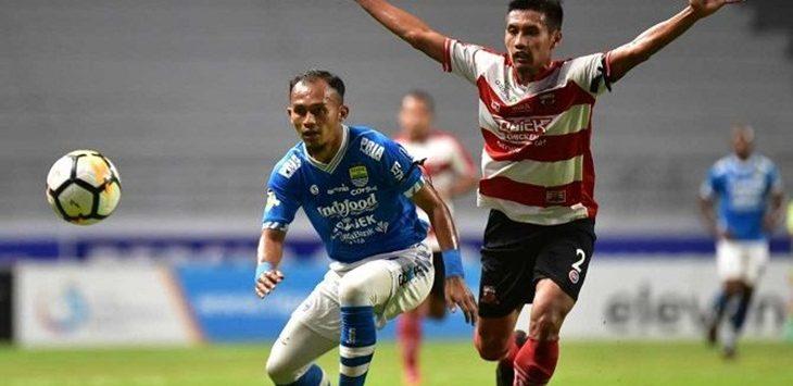 Ilustrasi Persib memainkan banyak pemain cadangan di laga versus Madura United./Foto: jpc