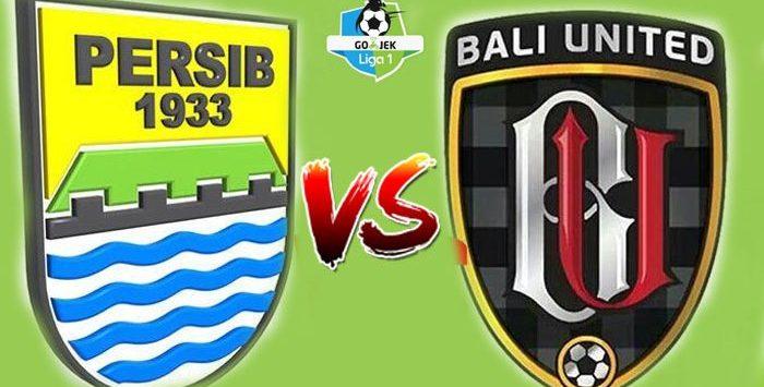 Persib Vs Bali United 1-1
