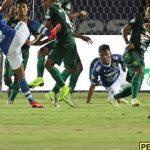 Persib kalah telak 1-4 dari Persebaya (jpc)